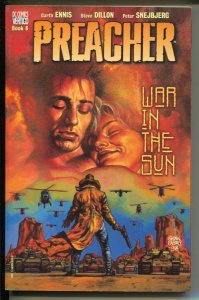 Preacher: War In The Sun-Garth Ennis-Vol 6-1999-PB-VG/FN