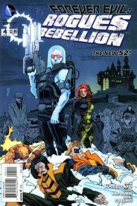 Forever Evil: Rogues Rebellion #4, NM- (Stock photo)