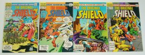 the Original Shield #1-4 VF/NM complete series - archie comics - dick ayers 2 3
