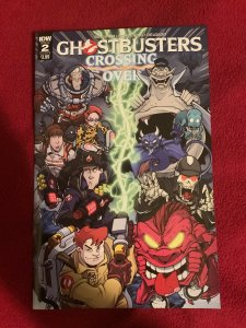 Ghostbusters Crossing Over #2