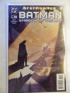 SHADOW OF THE BAT # 79