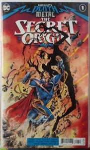 Dark Nights Death Metal The Secret Origin #1 NM