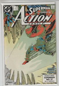 ACTION COMICS (1938 DC Comics) #646 NM