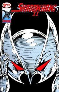 Shadowhawk II #3, NM (Stock photo)