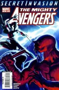 Mighty Avengers #16 VF/NM; Marvel | save on shipping - details inside