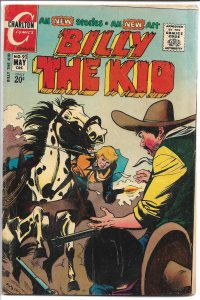 Billy The Kid 92 - Bronze Age - May, 1972 (FN)