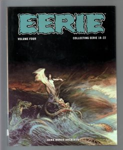 Eerie Archives-Vol.4-#16-22-Archie Goodwin-Roger Brand-Hardcover-2010