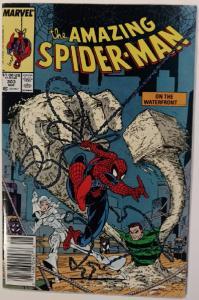 Amazing Spider-Man #303 & #323 (McFarlane Art)