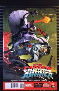 All-New Captain America #6 (2015)
