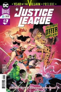 Justice League (2018 series) #25, NM (Stock photo)