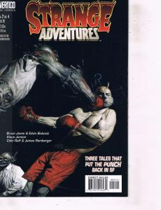 Lot Of 2 Comic Books DC Strange Adventures #2 and Hero #7 Superman MS12