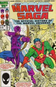 Marvel Saga #15 VF/NM; Marvel | save on shipping - details inside