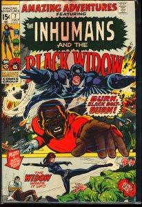Amazing Adventures #7 (1971)