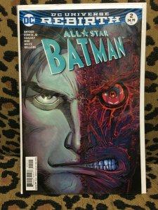 ALL-STAR BATMAN - DC - 7 ISSUE LOT - 2016-17 VF+ Never Read