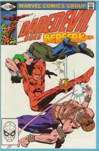 Daredevil 173 Aug 1981 NM- (9.2)