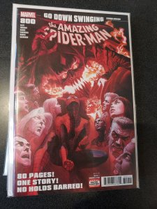 THE AMAZING SPIDER-MAN #800 RED GOBLIN