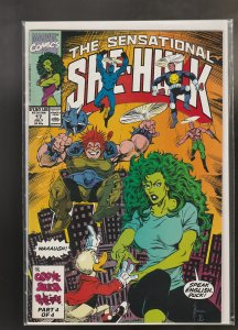 Sensational She-Hulk #17