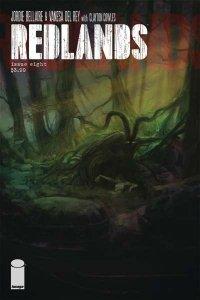 Redlands #8, VF+ (Stock photo)