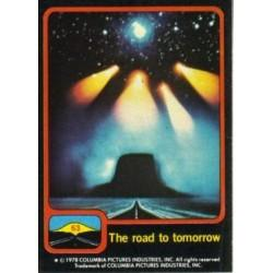 1978 Topps Close Encounters THE ROAD TO TOMMORROW #63