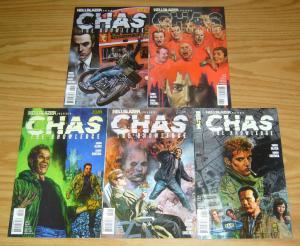 Hellblazer Presents Chas the Knowledge #1-5 VF/NM complete series - vertigo set