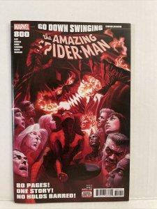 Amazing Spiderman #800