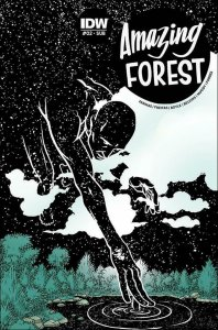 Amazing Forest #2A VF/NM; IDW | save on shipping - details inside