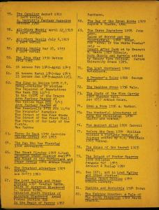 Yandro Fanzine #128 1963- Sci fi- George Barr- Joe Stanton FAIR