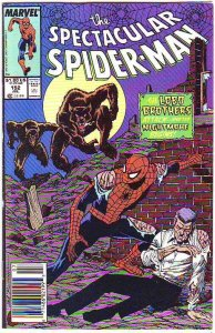 Spider-Man, Peter Parker Spectacular #152 (Jul-89) NM/NM- High-Grade Spider-Man