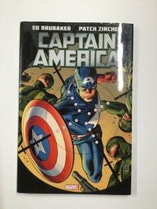 Captain America Volume Vol. 3 Tpb Hardcover Hc Near Mint Nm Marvel