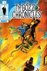 Bozz Chronicles #1, NM- (Stock photo)