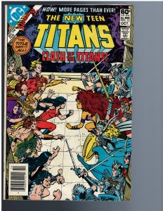 The New Teen Titans #12 (1981)