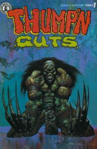Thump'n Guts #1 VF; Kitchen Sink | save on shipping - details inside