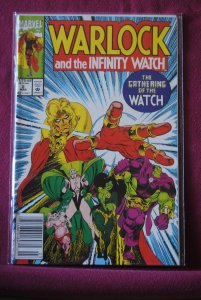 Warlock and the Infinity Watch #2 (1992)