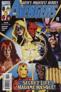 Avengers (1998 series) #32, NM- (Stock photo)