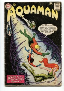 Aquaman #11 1st appearance of Mera  DC  Silver-Age VG-