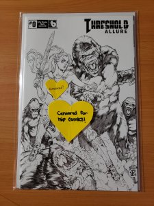Threshold Allure #0 Fifty Shades Nude Variant Cover 1/50 LMT 50 MADE