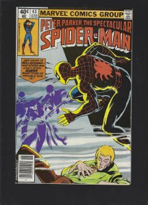 The Spectacular Spider-Man #43 (1980)