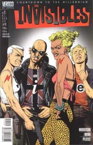 Invisibles (1999 series) #9, NM (Stock photo)