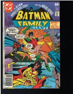 Batman Family #14 (DC, 1977)