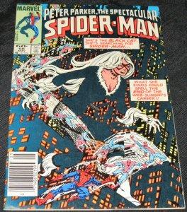 Peter Parker the Spectacular Spider-Man #90 -1984