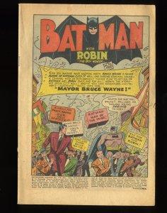 Detective Comics (1937) #179 Coverless Complete!