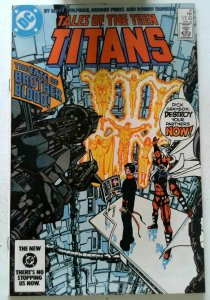 New Teen Titans #41 DC 1984 VF+ Copper Age 1st Printing Comic Book