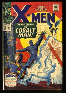 X-Men #31 VG 4.0