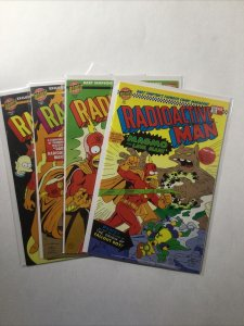 Radioactive 88 216 412 679 Lot Run Set Near Mint Nm Bongo Comics Group