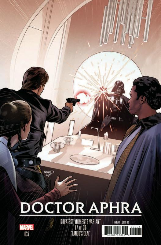 Star Wars Doctor Aphra #33 Greatest Moments Variant (Marvel, 2019) NM