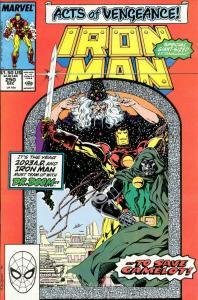 Iron Man (1st Series) #250 VG; Marvel | low grade comic - save on shipping - det
