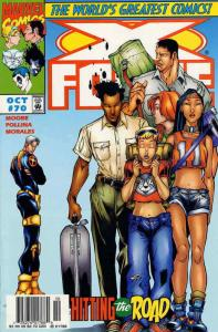 X-Force #70 VF/NM; Marvel | save on shipping - details inside