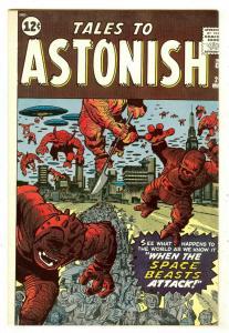 Tales To Astonish 29   Pre-Hero