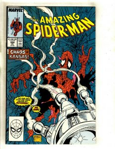 Amazing Spider-Man # 302 NM Marvel Comic Book Venom Todd McFarlane Goblin HJ9