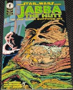 Star Wars: Jabba The Hutt: The Gaar Suppoon Hit #1 (1995)